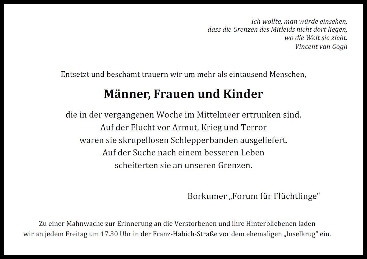 traueranzeige_borkumer-forum-fuer-fluechtlinge