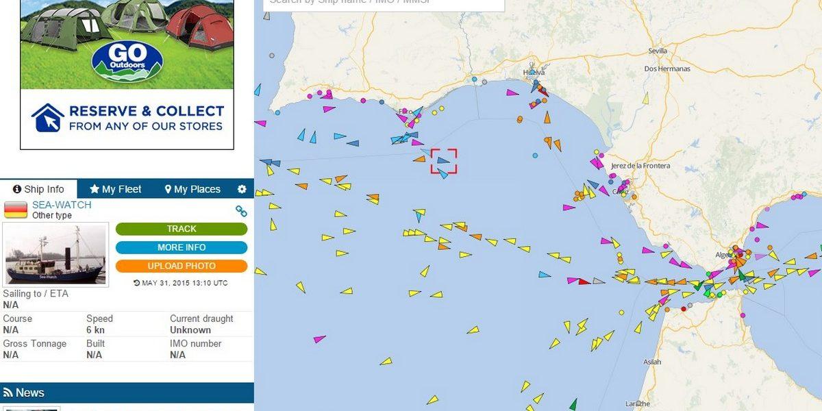 Status Update 8 Sea Watch Ev