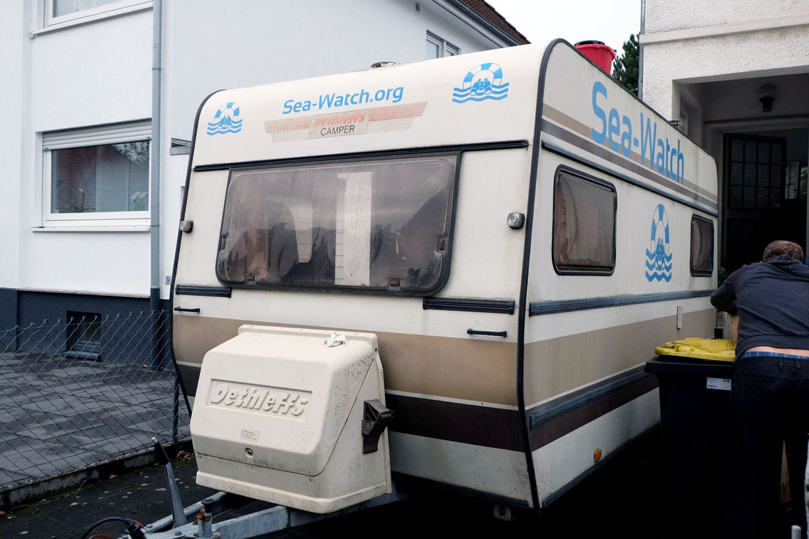 Sea-watch.org Camper