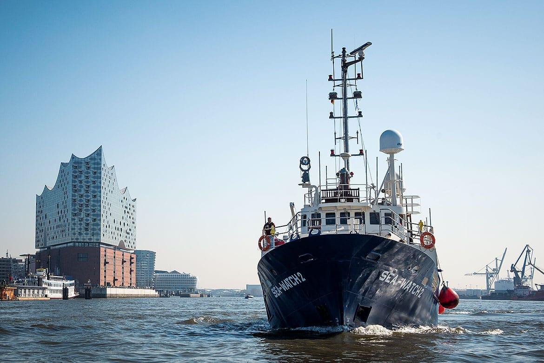 sea watch - photo #42