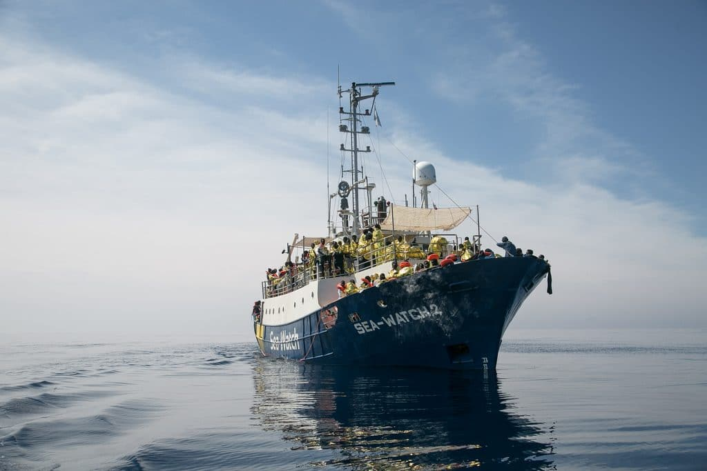 sea watch 2