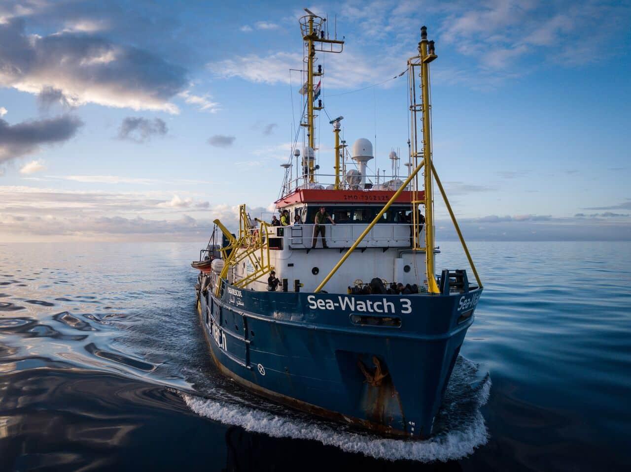 Spenden Sea Watch